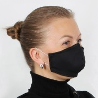 ! Тканевая многоразовая маска для лица СРП-З-003