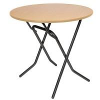 Складной стол СРП-С-104-03 (Ø800)