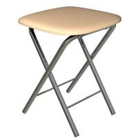 Табурет Складной СРП-013КВ (квадратное сиденье)