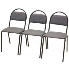 Секция стульев Стандарт-3 СРП-033-3
